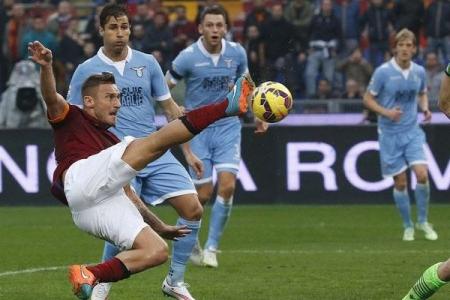 Чемпионат Италии. «Лацио» - «Рома»