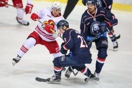 Регулярный чемпионат КХЛ. «Йокерит» – «Медвешчак»