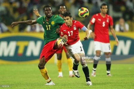 Кубок Африканских Наций. Финал. Египет - Камерун
