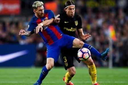 Ла Лига. «Атлетико» – «Барселона»