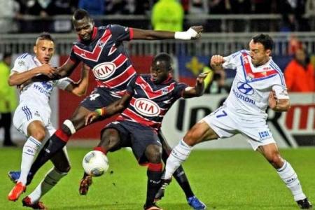 Лига 1. «Бордо» – «Лион»
