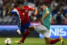 ЧМ-2018. Квалификация. КОНКАКАФ. Мексика – Коста-Рика