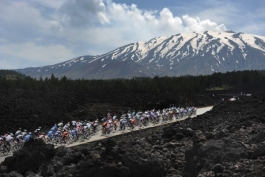 Четвертый этап Джиро д`Италия-2017