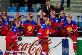 Состав олимпийской сборной России на Sochi Hockey Open