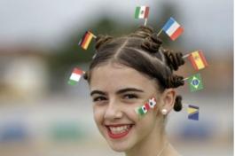 Самые красивые болельщицы: Италия