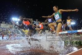 Чемпионат Мира 2017. Женщины. Бег 3000 м с препятствиями