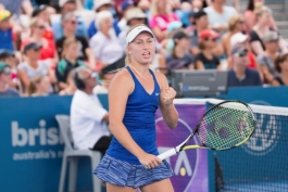 WTA. Цинциннати. Дарья Гаврилова – Кристина Младенович