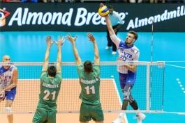 Чемпионат Европы. Россия – Болгария
