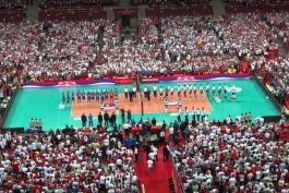Чемпионат Европы. Польша - Сербия