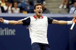 US Open. Кевин Андерсон - Пабло Каррено-Буста