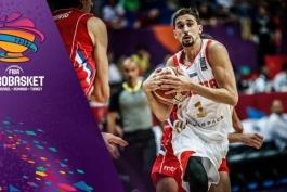 Чемпионат Европы 2017. Россия - Сербия