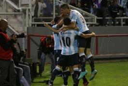 Южноамериканский Кубок. «Расинг» - «Коринтианс»
