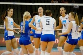 Чемпионат Европы. Россия - Болгария