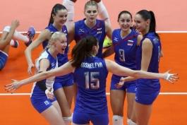 Чемпионат Европы. Россия - Турция