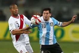 ЧМ-2018. Квалификация. Аргентина - Перу