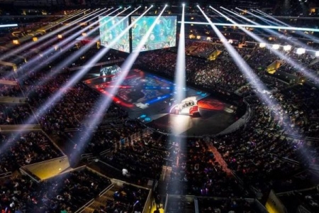 League of Legends. World Championship. Финал
