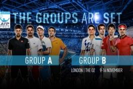ATP World Tour Finals. Роджер Федерер - Александр Зверев
