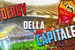 Серия А. «Рома» - «Лацио»