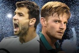 ATP World Tour Finals. Григор Димитров - Давид Гоффен