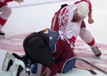 «Кровавая среда» или «Дебош в Хоккейном городе»