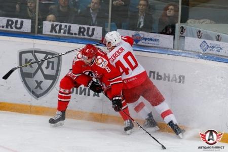 «Спартак» не выстоит в Екатеринбурге