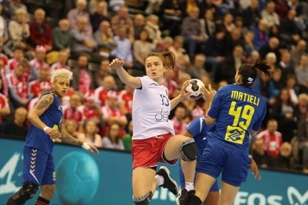 Россиянки должны одерживать четвертую победу подряд