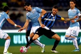 Серия А. «Интер» - «Лацио»