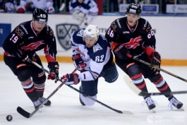 «Авангард» не может выиграть в Омске у «Металлурга» с 2012 года