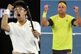 Чхун Хён vs Теннис Сандгрен