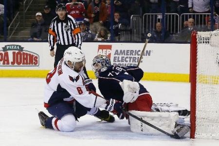 Забьёт ли Овечкин Бобровскому в 20-й дуэли в НХЛ?