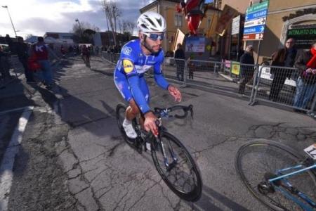 Гавирия сломал руку на 6-м этапе Тиррено-Адриатико