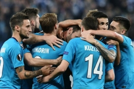 Забьёт ли «Зенит» 250-й гол в еврокубках за российский период?
