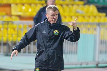 Калешин может быть уволен после матча с «Балтикой»