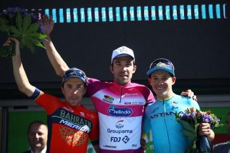 Тибо Пино – победитель Тура Альп-2018