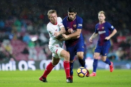 Сможет ли «Барселона» забить «Севилье» более двух мячей?