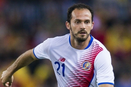 Экс-форвард «Кубани» вошел в окончательную заявку Коста-Рики на чемпионат мира