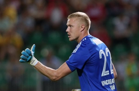Юрий Дюпин – лучший игрок «Кубани» в сезоне-2017/2018