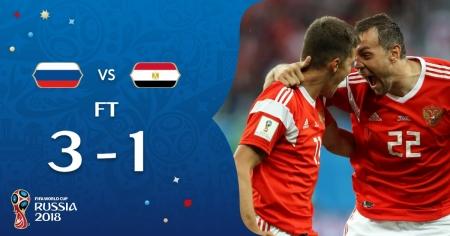 Сборная России вышла в плэй-офф чемпионата мира