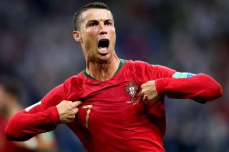Роналду стал лучшим европейским бомбардиром всех времен