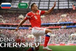 ТОП-5 голов группового этапа чемпионата мира (ВИДЕО)