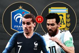 Смогут ли вице-чемпионы мира выйти в четвертьфинал?