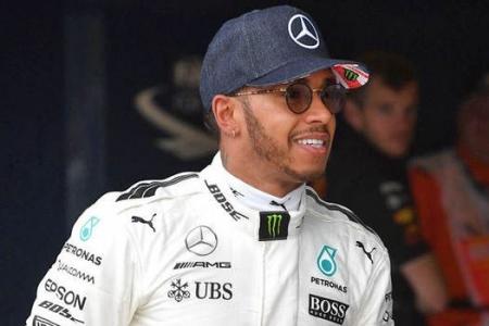 Выиграет ли Хэмилтон домашний Гран-При?