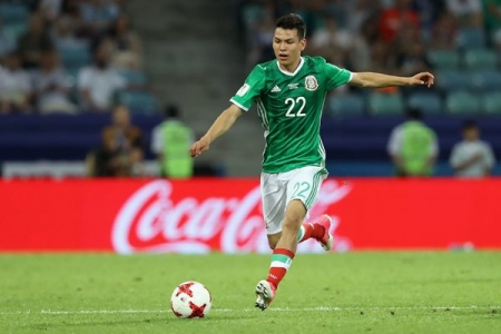 «Манчестер Юнайтед» готов выложить 40.000.000 фунтов за хавбека сборной Мексики