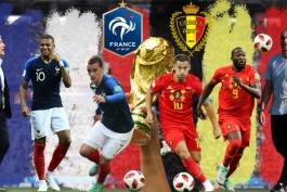 Кто станет первым финалистом чемпионата мира?