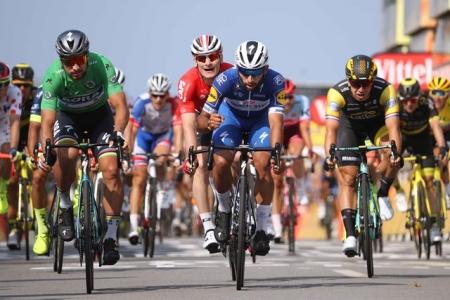 Гавирия одержал вторую победу на Тур де Франс-2018