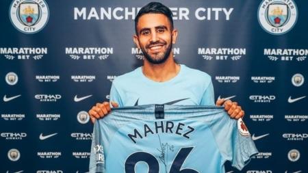 Марез обошелся «Манчестер Сити» почти в 68 миллионов евро