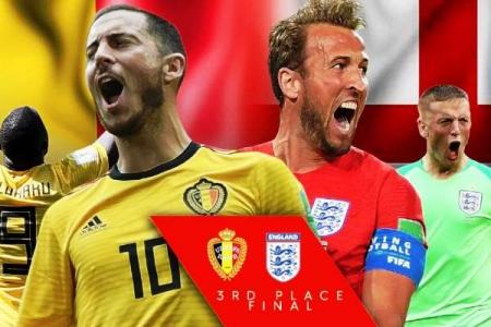 Кто станет бронзовым призером чемпионата мира?