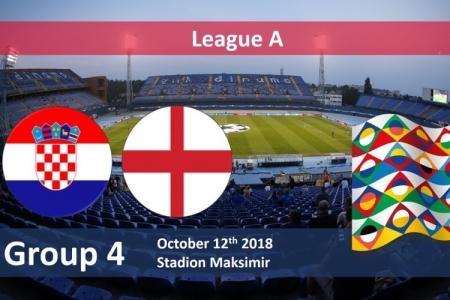 Топ-6 ставок на матч Хорватия – Англия