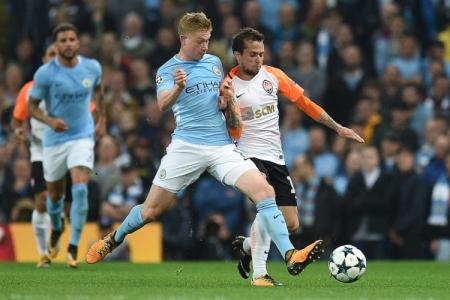«Шахтер» и «Манчестер Сити» забьют не менее 4 мячей