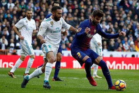 Выиграет ли «Барса» без Месси у «Реала» без Роналду?